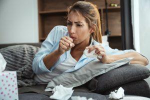 The Flu Strikes Again